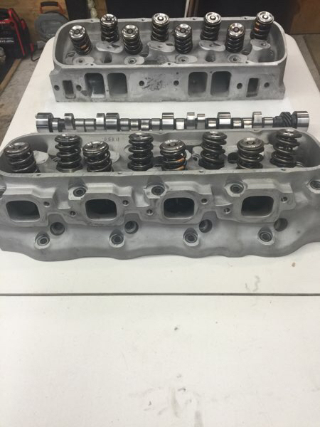 BMF 385 CNC Complete Heads & Cam Package