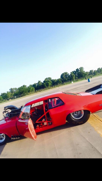 Chevy Nova 25 1 Outlaw Big Tire Full Chassis Roller Quot